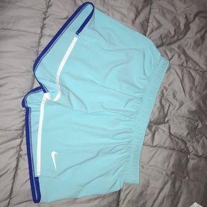 Women's Nike Lacrosse shorts